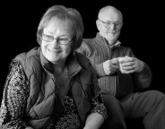 Retirement, Couple, Grandparents