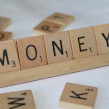 Money, Tiles, Scrabble