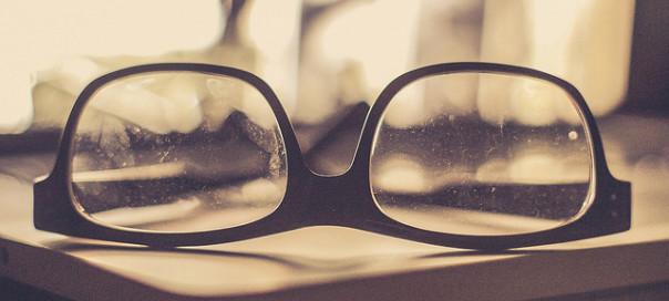 Glasses, Lenses, Smudged Glasses